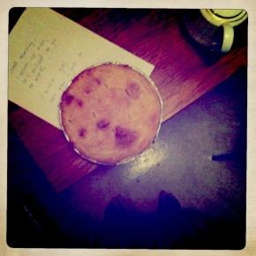 Pot pie of the turkey persuasion.